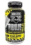 Master ZX | Tribulus - 120 Cápsulas - Tribulus Terrestris 800mg Regula el nivel de testosterona