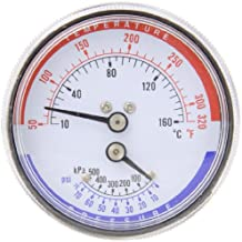 Trerice PTC14007 Rear Stem Tridicator, 1/4