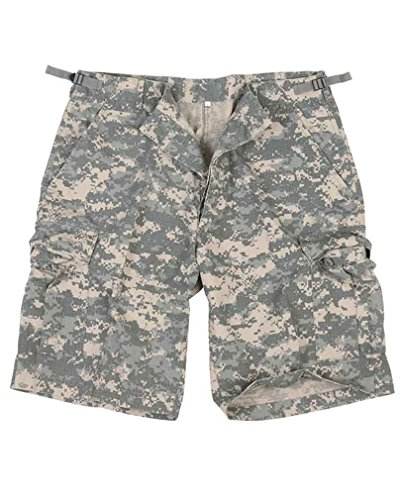 Mil-Tec short Bermuda prélavage RipStop (AT Digital/XS)