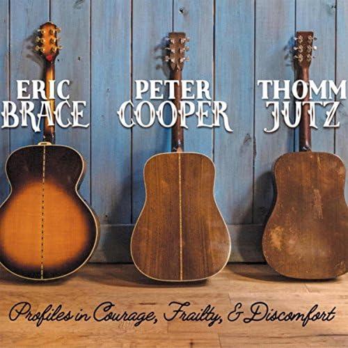 Eric Brace, Peter Cooper & Thomm Jutz
