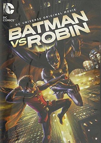 Batman vs Robin MFV (Suicide Squad Movie Money) (DVD)