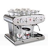 illy FrancisFrancis! X2.2 Twin Group Iperespresso Professional, Espresso Kapsel