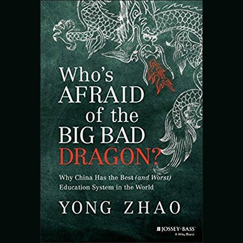 Who's Afraid of the Big Bad Dragon? cover art