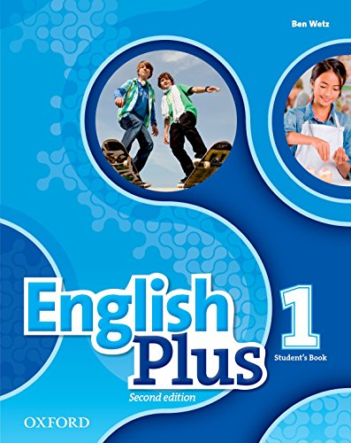 English Plus 1 - Students Book - 02Edition