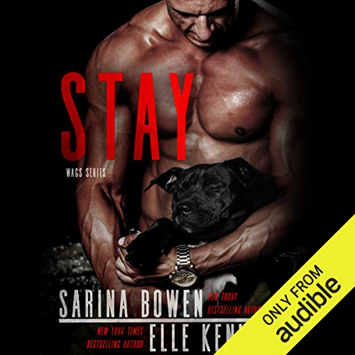 Stay                   By:                                                                                                                                 Elle Kennedy,                                                                                        Sarina Bowen                               Narrated by:                                                                                                                                 Jacob Morgan,                                                                                        Lucy Rivers                      Length: 8 hrs and 54 mins     29 ratings     Overall 4.6