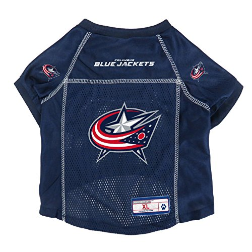 NHL Columbus Blue Jackets Pet Jersey, XL