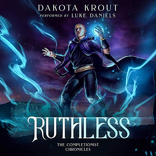 Ruthless  By  cover art