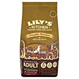 Lily's Kitchen Adult Venison and Duck Complete Dry Dog Food, 7 kg
