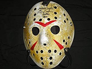 friday the 13th signed mask