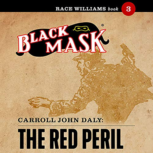 The Red Peril audiobook cover art