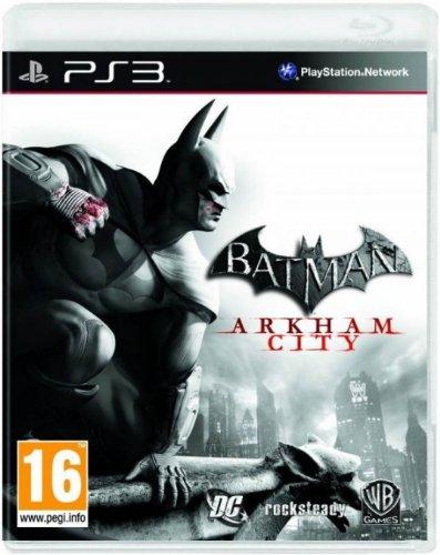 Batman Arkham City PS-3 AT