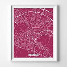 Best street map of ljubljana slovenia Reviews