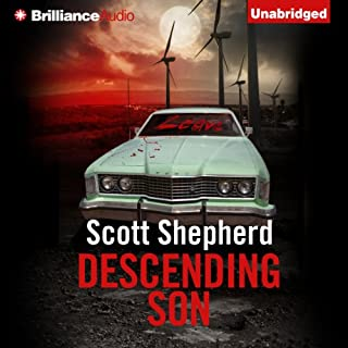 Descending Son audiobook cover art