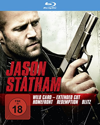 Jason Statham Box [Blu-ray]