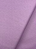 Slantastoffe Baumwollstoff Lavendel, Breite 150 cm (Punkte
