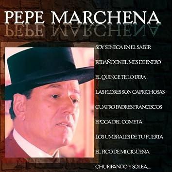 Grandes del Flamenco: Pepe Marchena