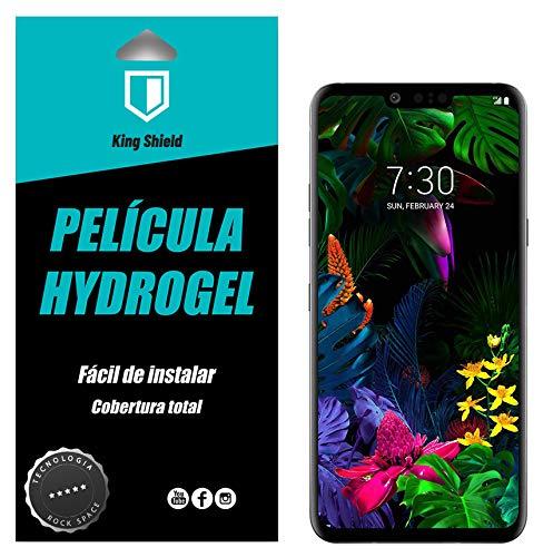 Película LG G8 ThinQ Kingshield Hydrogel Cobertura Total (Tela & Traseira)