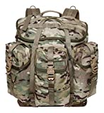 SpecOps SO100200219 Recon Ruck Ultra Backpack, Multi-Cam