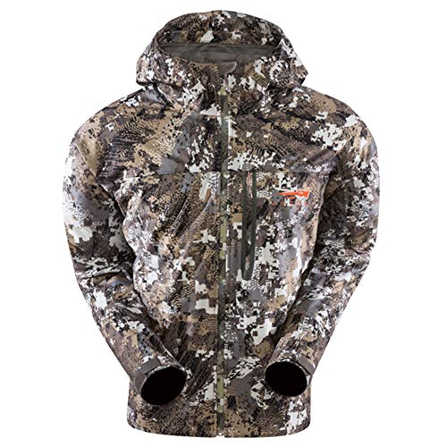 Learn More About Sitka Gear Downpour Jacket-Optifade Elevated II, Medium
