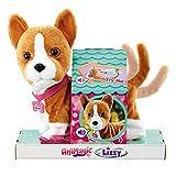 Crayola - Lizzie le Corgie  - Peluche à fonction - un chien qui marche et aboie - 256519.006