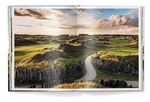 Golf - Das ultimative Buch, Golf-Legenden und Lifestyle, alles für den passionierten Golfer (Deutsch, Englisch) 25 x 32 cm, 256 Seiten - 9