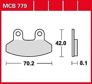 TRW MCB779 Pastillas de Frenos