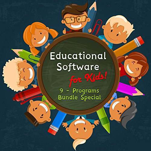 Educational Software for Kids | 9 Learning Programs to Improve your Writing Skills | The Best Software for Kids, Teachers and Schools | USB Software for Windows 10 and Mac