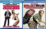 Owen Wilson Comedy Bundle - Drillbit Taylor (Extended Survival Edition) & Wedding Chrashers 2-Blu-ray Set