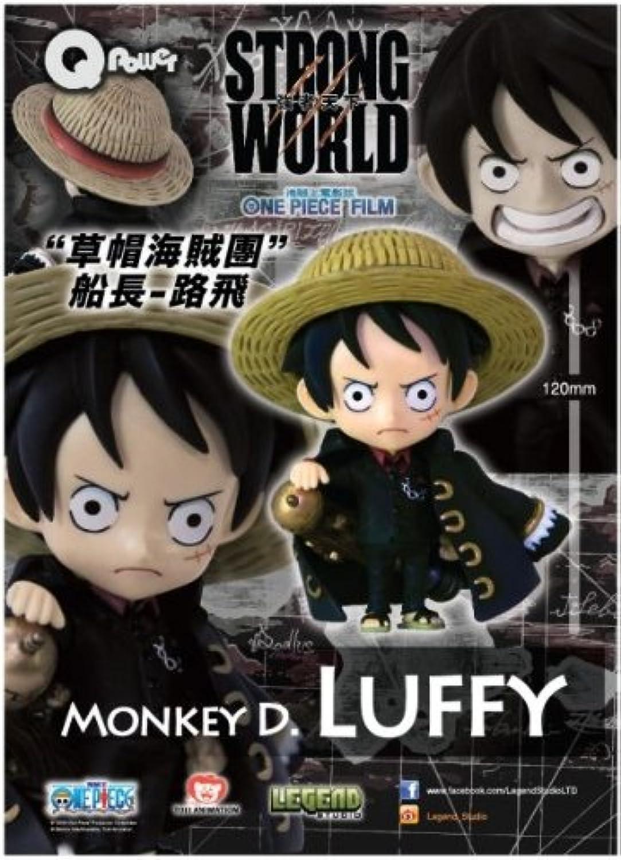 One Piece Luffy Q Power 001 Figure (japan import)