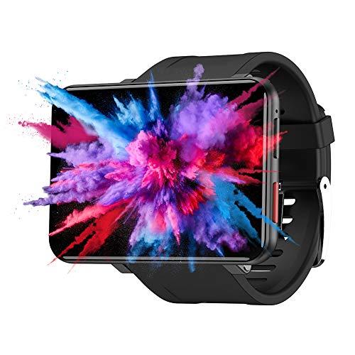 Famyfamy LEMFO LEM4 4 G Smart Watch Phone Support GPS SIM Card...