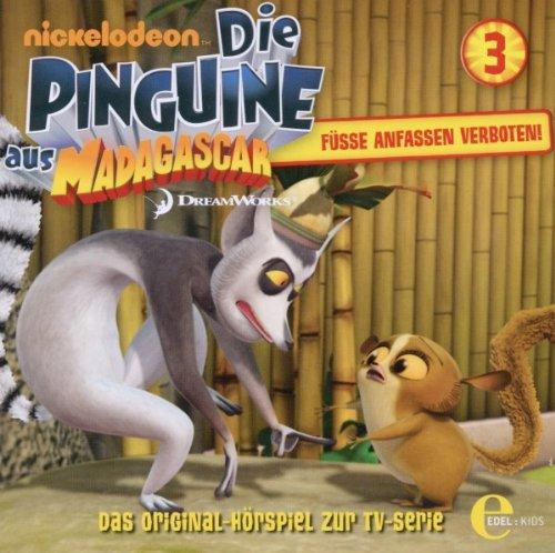 Die Pinguine aus Madagascar - Folge 3: Füße anfassen verboten