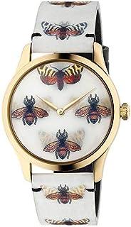Gucci - Holo Reloj Cuarzo Suizo analógico Caja de YA1264109