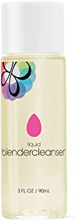 BEAUTYBLENDER Liquid BLENDERCLEANSER for Cleaning Makeup Sponges, Brushes & Applicators, 3 oz. Vegan, Cruelty Free and Made in the USA