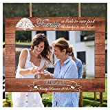 Family Reunion Selfie Station, Family Reunion Photobooth, Reunion Party Favors, Wood Photo Booth Props, Family Reunion Photo Booth Decorations, Photo Booth Frames Size 24x36, 48x36