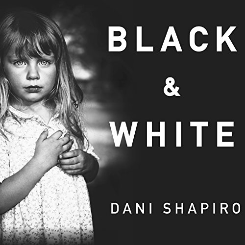 Black & White audiobook cover art