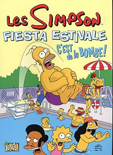 Les Simpson été - tome 1 Fiesta estivale - C'est de la bombe ! (1)