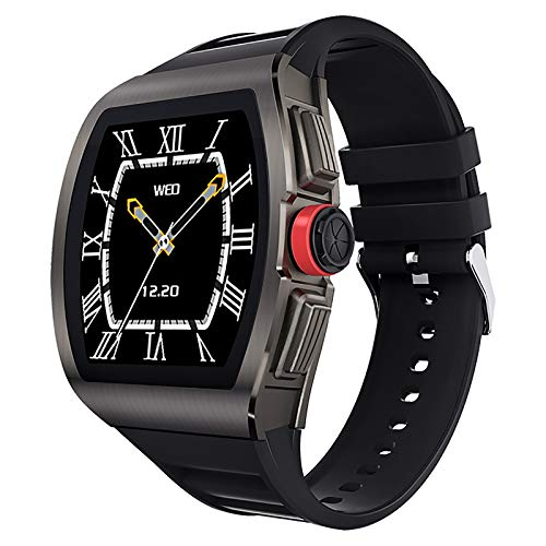 ZXCVBN [Nueva actualización 2021] Relojes Deportivos Inteligentes, están surgiendo Relojes Deportivos Inteligentes, Relojes con más Funciones Esperando Que los desbloquee
