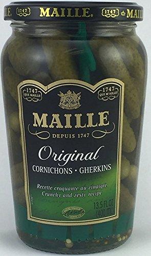 Maille Original Cornichons, 13.5 Ounce