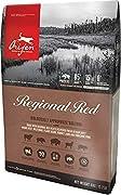 Aliment naturel pour chien à la viande rouge