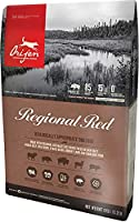Biologically appropriate dog food Featuring ranch-raised angus beef, wild boar, lamb, heritage pork & bison Loaded with the protein-packed meat ingredients (75%) that Mother Nature evolved your dog to eat Model number: 18412