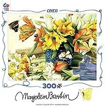 Ceaco-300 Piece Marjolein Bastin: Spring Tulips Jigsaw Puzzle