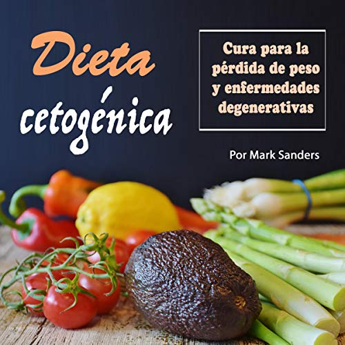 Dieta cetogénica [Ketogenic Diet] cover art