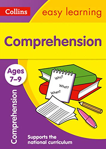 Comprehension Ages 7-9: Prepare for School with Easy Home Learning (Collins Easy Learning)