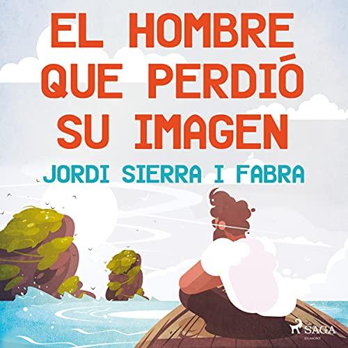 Diseño de la portada del título El hombre que perdió su imagen