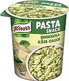 Knorr Pasta Snack Brokkoli-Käse-Sauce, 8 x 69 g