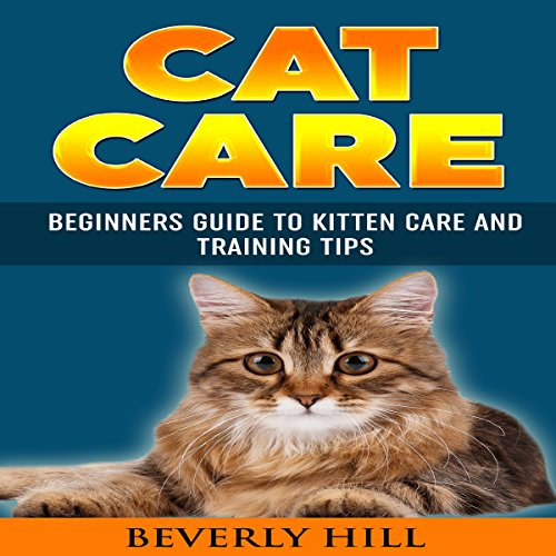 Cat Care audiobook cover art
