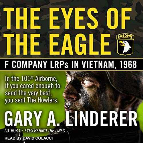 The Eyes of the Eagle audiobook cover art