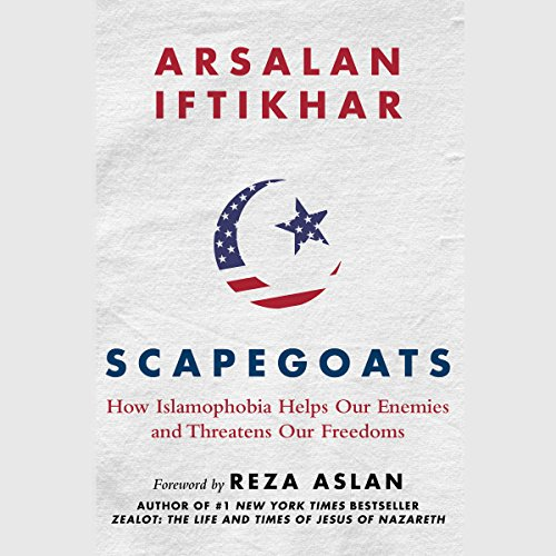 Scapegoats audiobook cover art