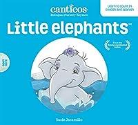 Little Elephants / Elefantitos (Bilingual Nursery Rhymes)