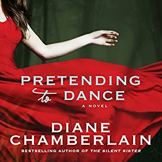 Pretending to Dance audiobook cover art